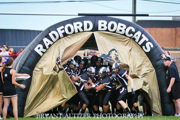 Radford High School Bobcats Tonight Dr Sherry E